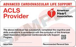 Atlanta CPR ACLS eCard
