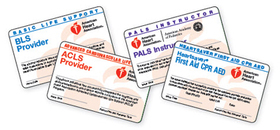 American Heart Association BLS Basic Life Support Classes in Jacksonville and Orange Park