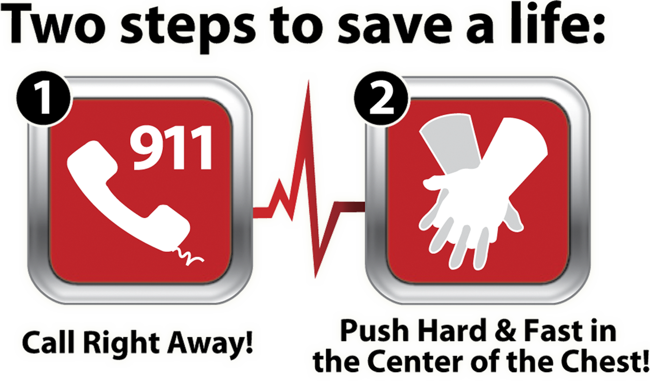 Learn Hands Only CPR - Free CPR classes are offered by Florida Training Academy