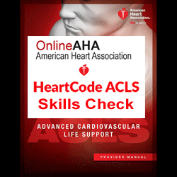 Heartcode ACLS Skills Testing - Advanced Cardiovascular Life Support