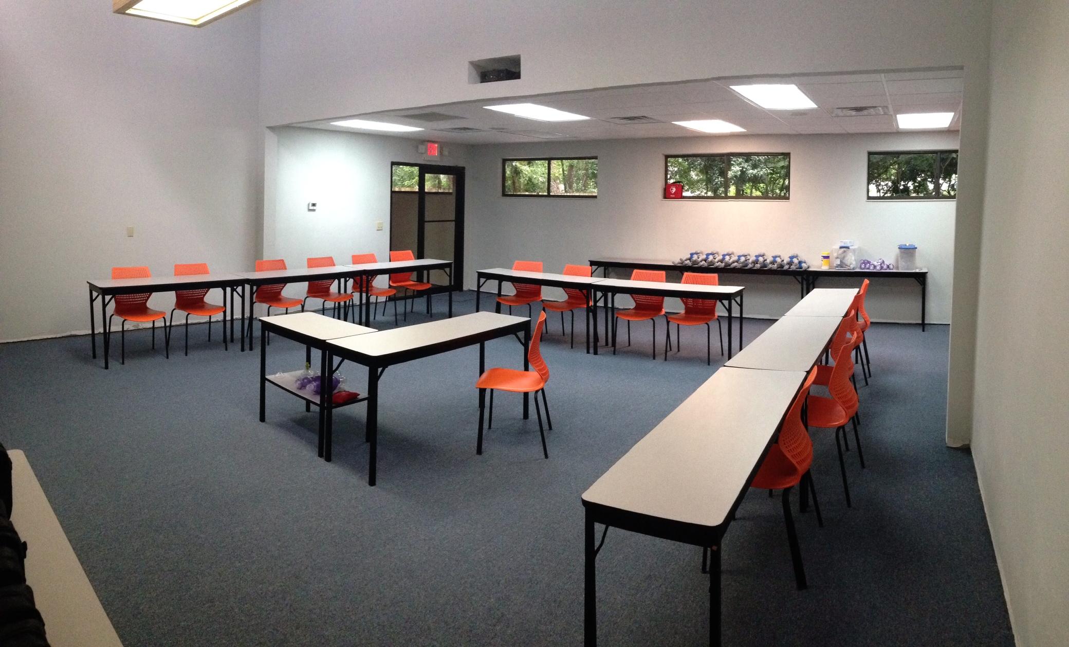 GatorCPR Training Facility