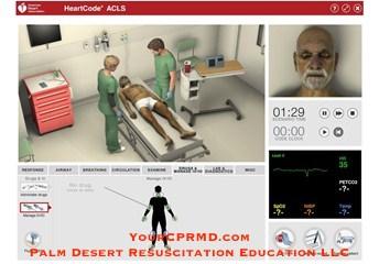 HeartCode® ACLS - Online Portion 2015 - YourCPRMD.com Palm Desert Resuscitation Education LLC (PDRE) 760-832-4277.png